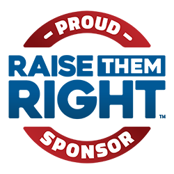 Proud Sponsor - Raise Them Right